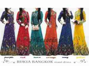 RUKIA BANGKOK - pusat maxi dress jakarta - distributor maxi dress - maxi dress tangan pertama - maxi dress terbaru - waroeng pakaian - maxio - maxi bangkok - maxi dress murah - model maxi dress terbaru - dany tauladany